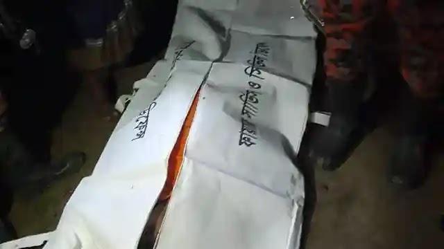উল্লাপাড়ায় সড়ক দুর্ঘটনায় অলেম্পিক কোম্পানির এস আর নিহত