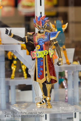 S.H.Figuarts Kamen Rider Paradox Perfect Knockout Gamer Level 50 y Level 99  - Tamashii Nations