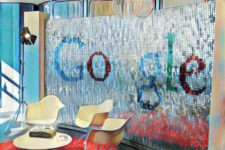 шоготип Google