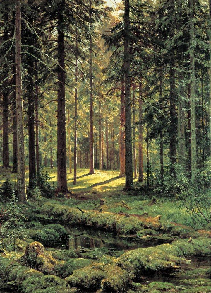 Art Amp Artists Ivan Shishkin Part 4