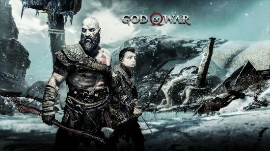 God of War PS4 - Kratos & Atreus - Quad HD 1440p