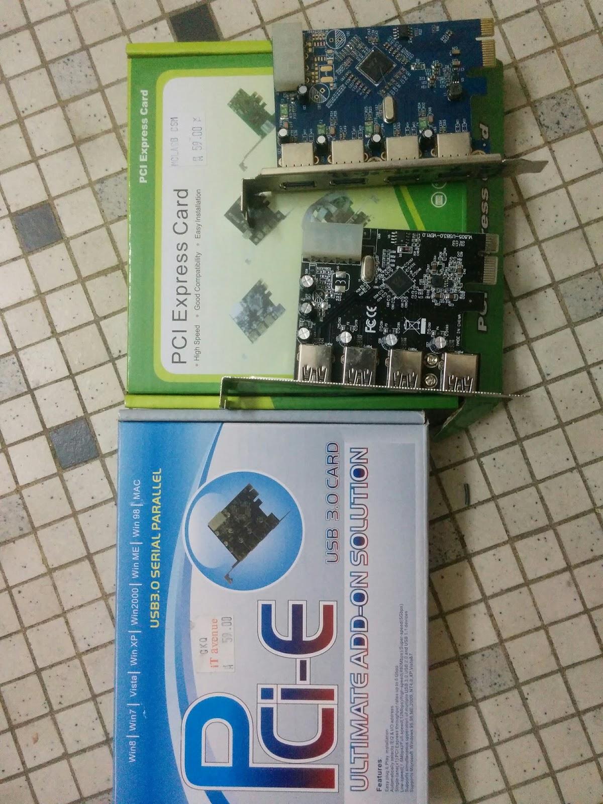cmheong's blog: IOMMU PCI Express USB3 Controller Passthrough