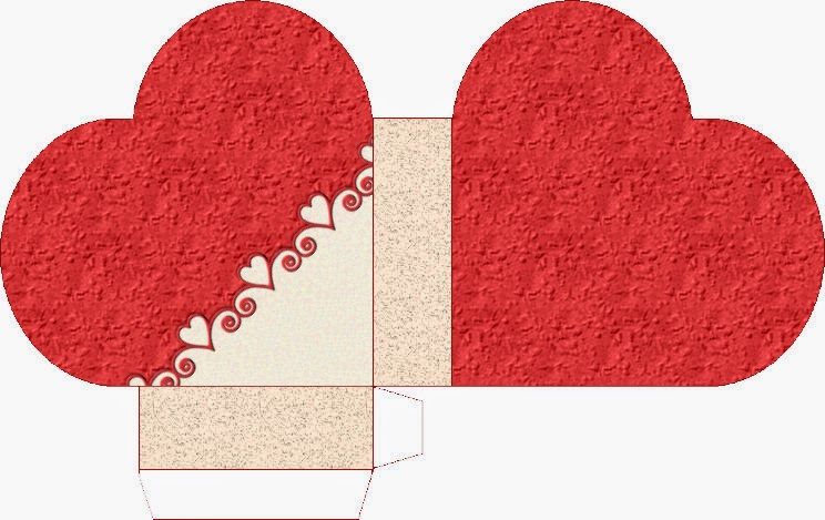 This is an image of Printable Heart Shapes with number