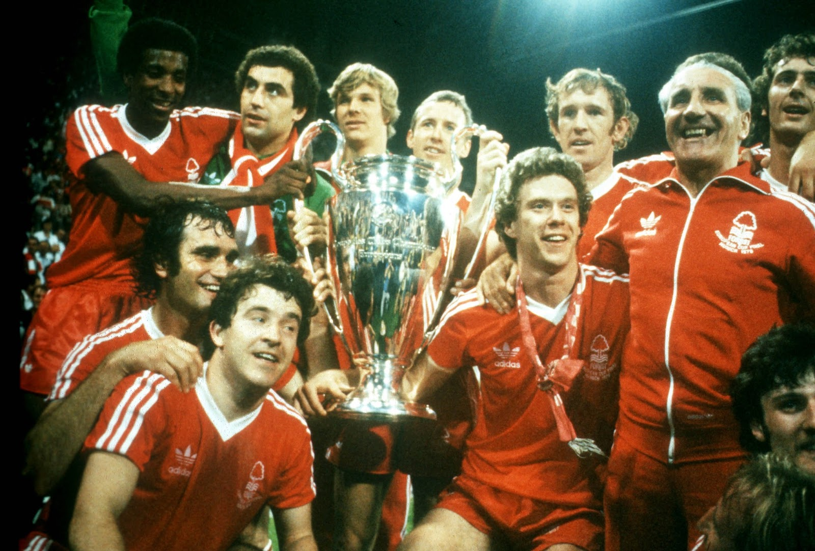 Image result for Nottingham Forest champions league win in 1980