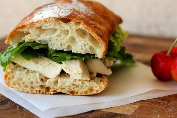 Stirato Chicken sandwich