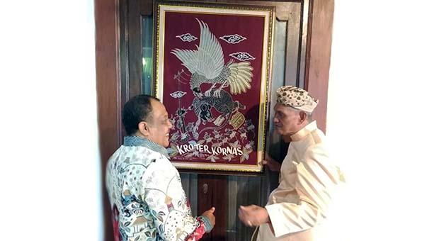 Eka Santosa: Batik Trusmi Warisan Budaya Bangsa