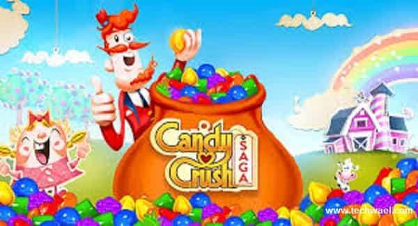 تحميل لعبة 2019 Candy Crush  كاندي كراش لاندرويد وللكمبيوتر