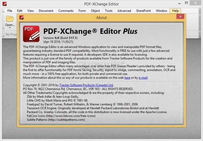 pdf xchange viewer free download with crack