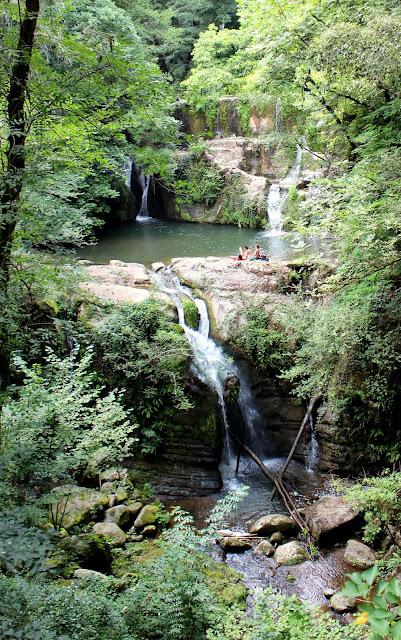 Cascadas de Can Batle