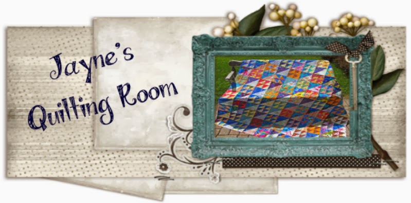 Jayne's Quilting Room