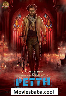 Petta (2019) Full Movie Hindi Dubbed HDRip 480p