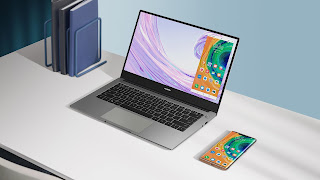 Laptop Ryzen Paling Totalitas, Review Huawei MateBook D14