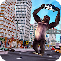Gorilla Rampage 2020: City Attack Apk Download for Android