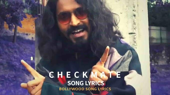 EMIWAY - CHECKMATE LYRICS #1 (NO BRANDS EP) | Hindi & English