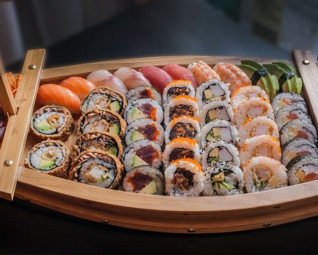 ichiban sushi halal