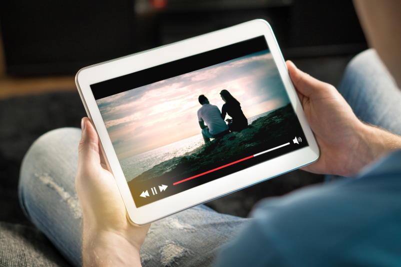 Televisión online licencia Adobe Stock