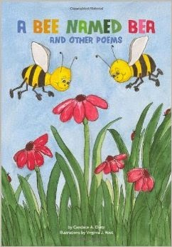 A Bee Named Bea & Other Poems cover