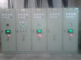 Pengertian Panel genset beserta macam dan fungsinya