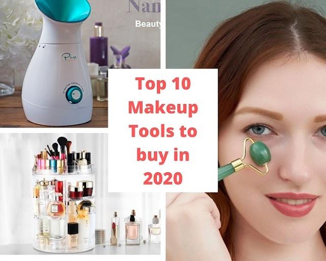 Top 10 Makeup Tools to buy in 2020