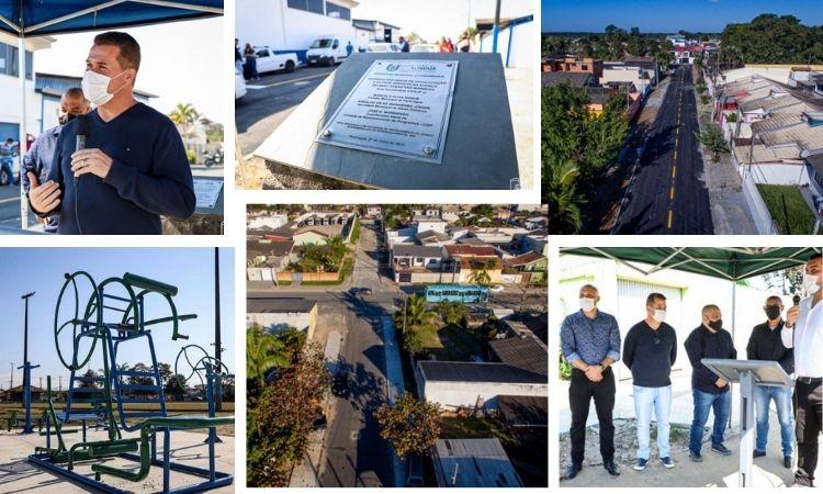 Paranaguá 373 anos: Prefeitura inicia cronograma de inaugurações