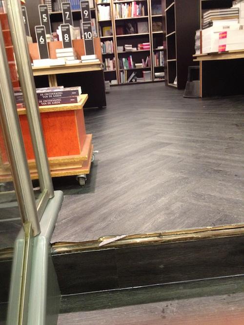 Neder L De Nieuwe Boekwinkel Halflege Ikea Kasten