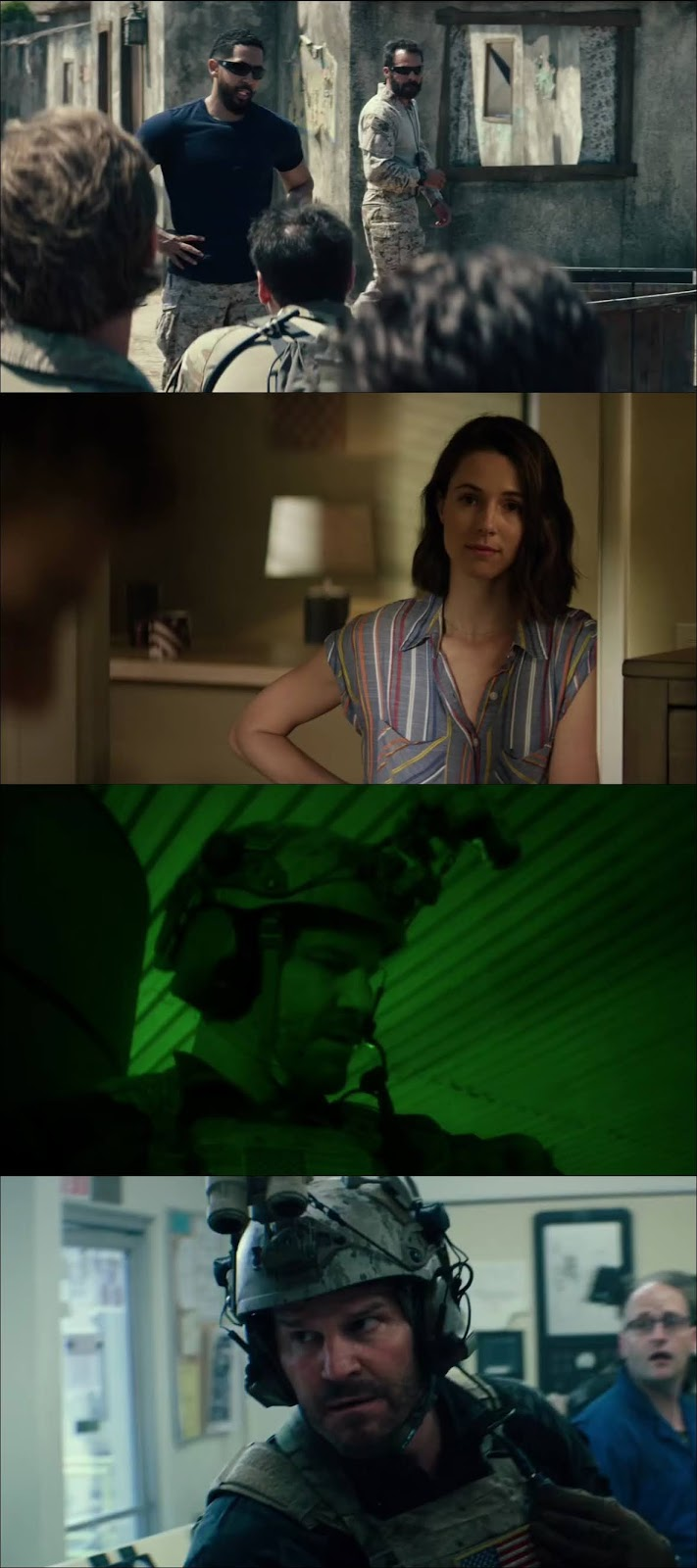 SEAL Team Temporada 2 HD 720p Latino