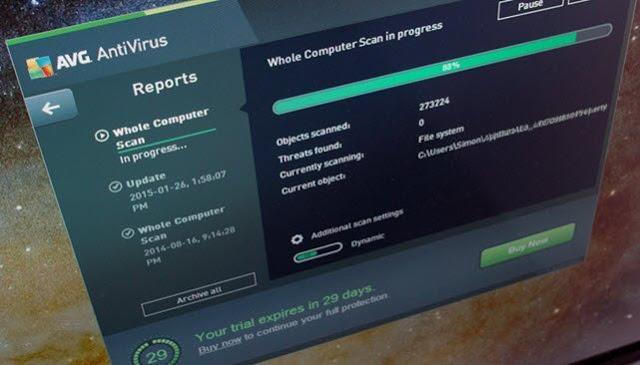 هل فقدت كلمات مرور حساباتك في فايرفوكس ؟ السبب هو مكافحة الفيروسات AVG