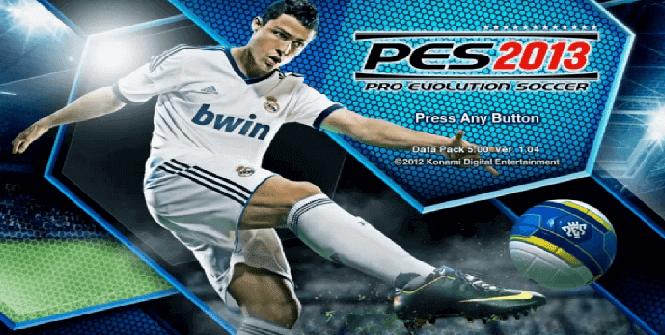 تحميل لعبة بيس 2013 بحجم صغير للكمبيوتر مجانا 2013 Download PES