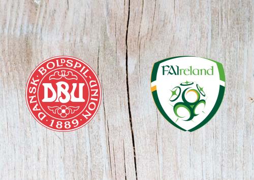 Denmark vs Ireland - Highlights 7 June 2019