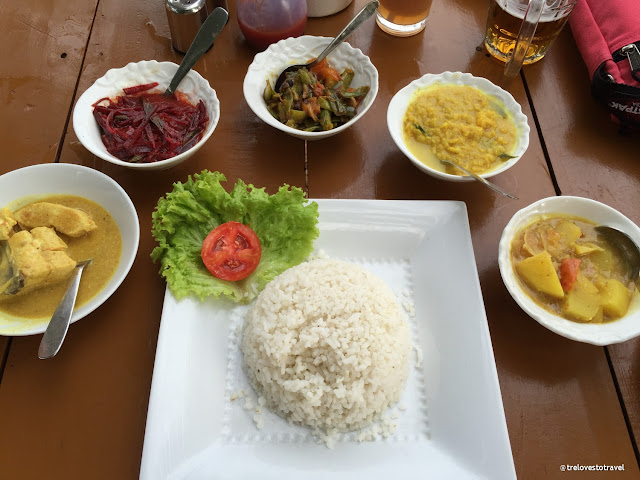 Sri Lanka's Authentic Dishes
