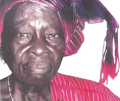 Marian Ayeyemi Ogunwusi burial