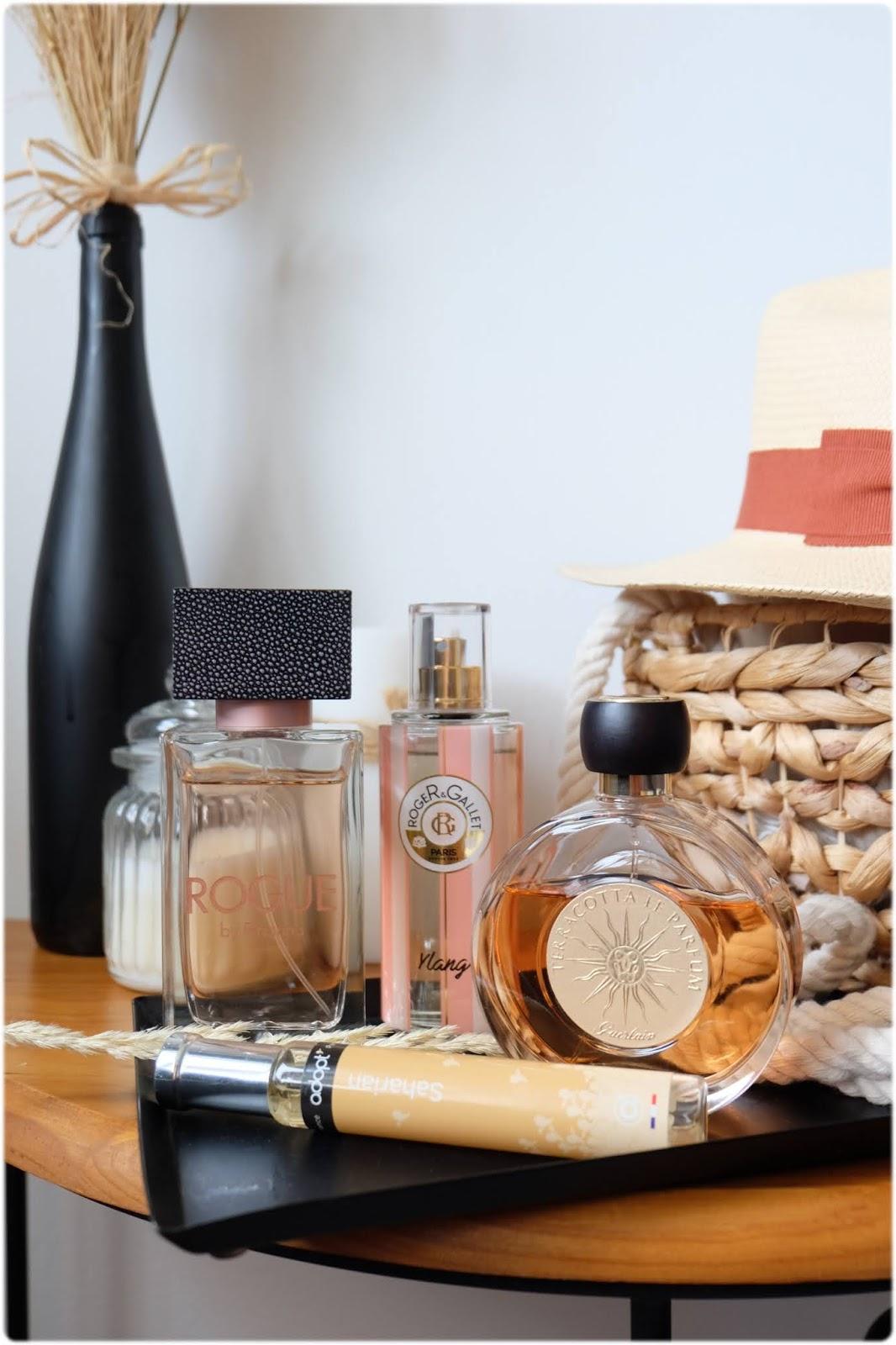 parfums d'été Terracotta Rogue Ylang Saharian