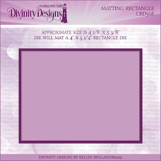 Matting Rectangle Die