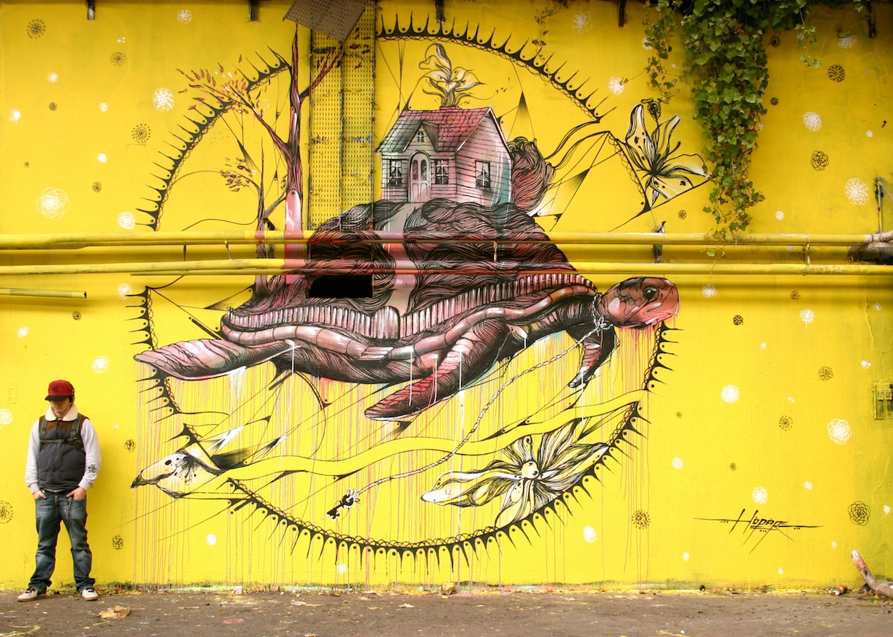 Blog | Priority Coatings: The Psychology of Graffiti - Gang Signs to ...