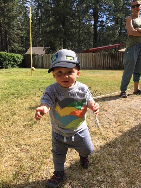 baby big truck hats