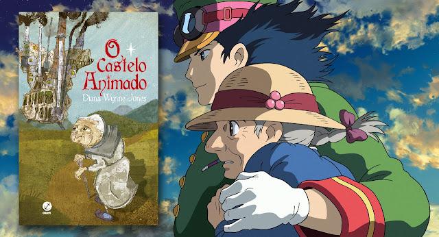 O Castelo Animado ganhará nova edição com capa de Isadora Zeferino