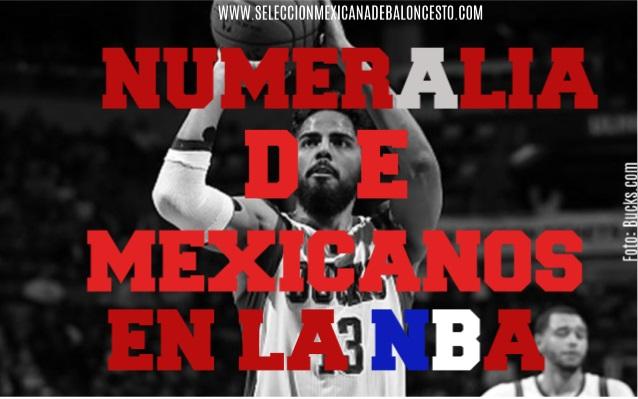 Mexicanos en la NBA