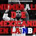 Numeralia de Mexicanos en la NBA