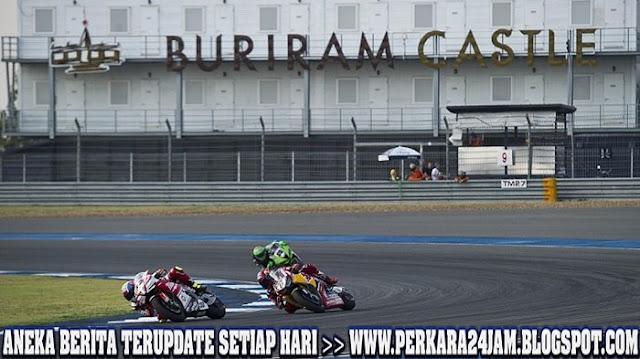 Adu Kencang Balapan MotoGP Di Kualifikasi Thailand Hari Ini