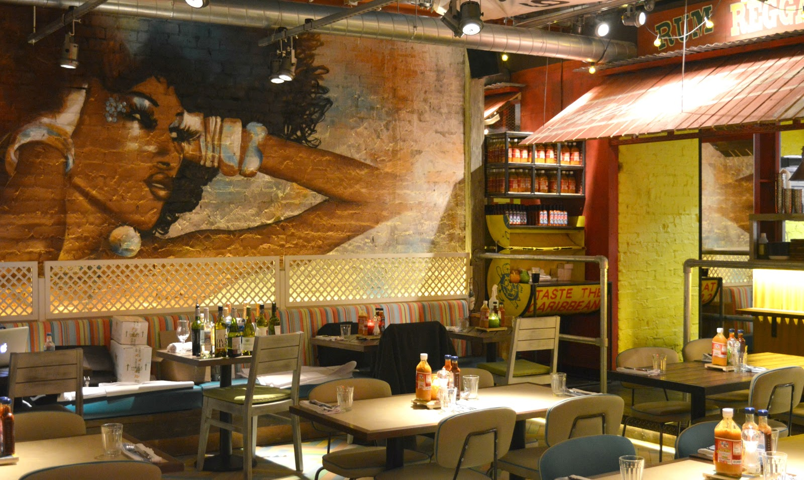 Turtle Bay, Newcastle - New Summer Menu Review