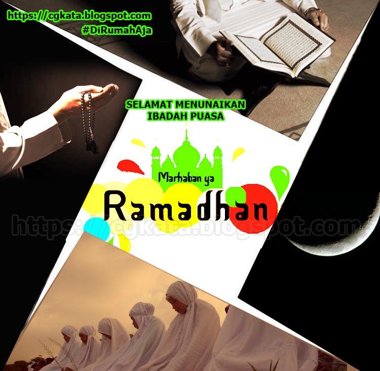 20 Kata Kata Menyambut Datangnya Bulan Ramadhan 2020 Cgkata