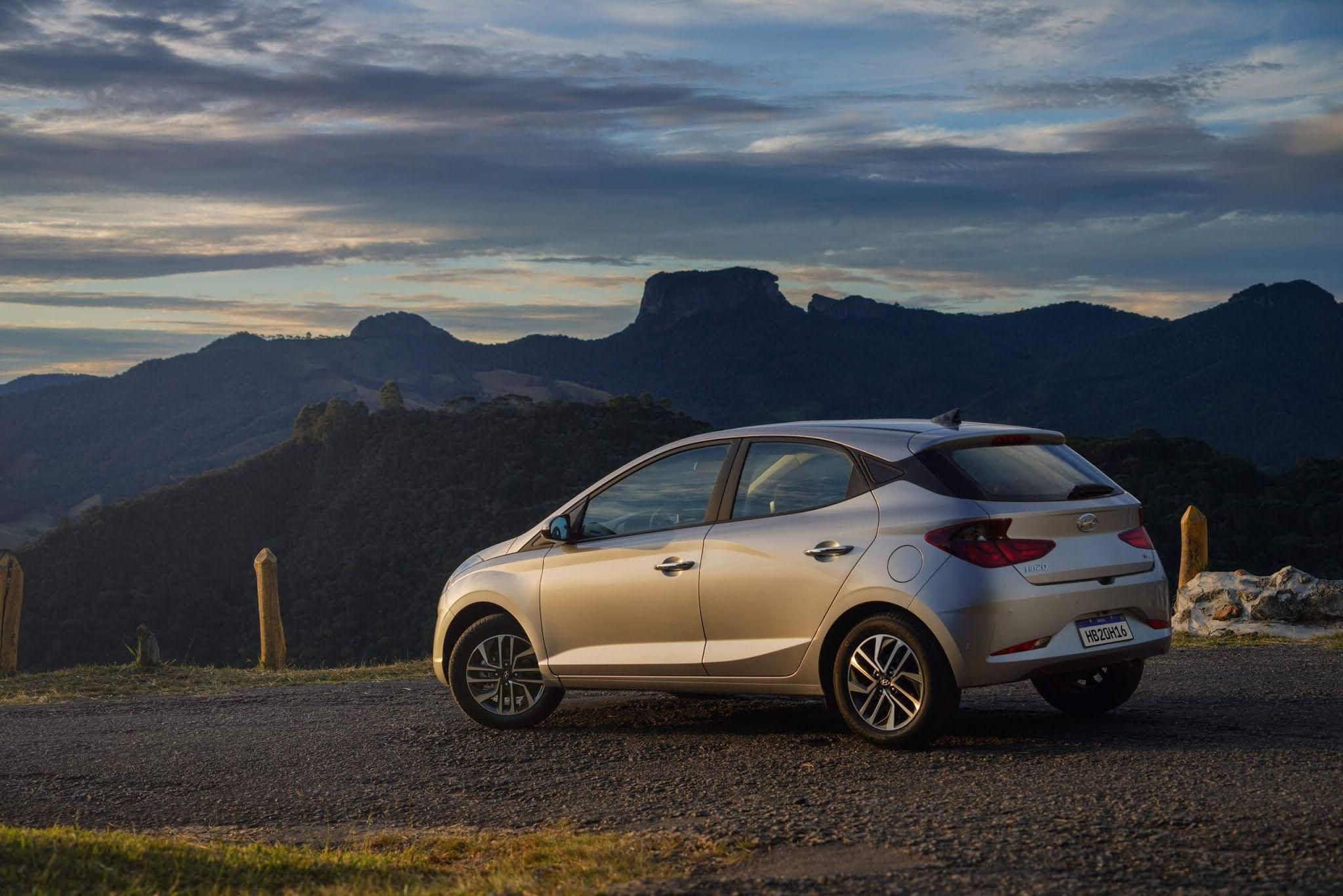 Os carros mais vendidos do Brasil em julho de 2021