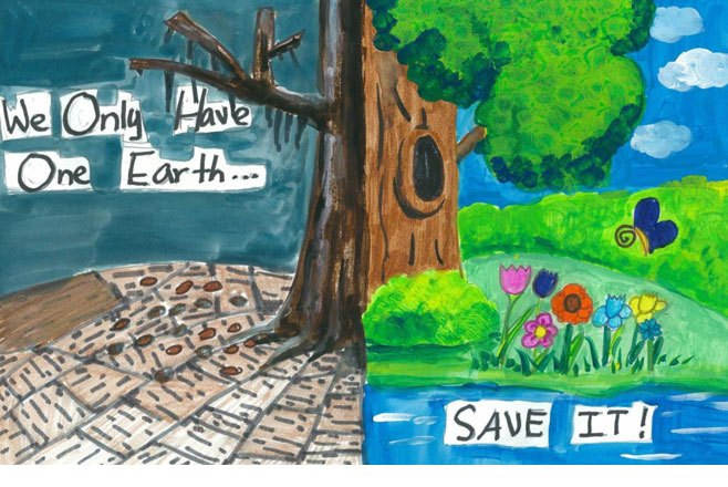 Earth Day Poster Contest Ideas Www Pixshark Images
