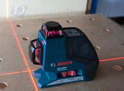 Jual Bosch GLL 380P Professional Line Laser