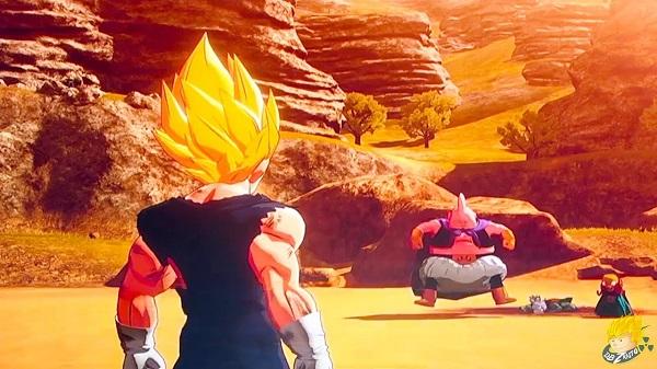 الكشف عن إستعراض مطول بالفيديو للعبة Dragon Ball Z Kakarot و نظرة عن شخصية لأول مرة