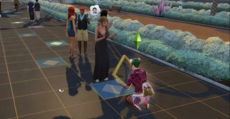 How to get the Celebrity Tile in The Sims 4: Get Famous!