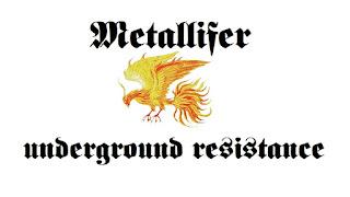 metallifer underground resistance #1 - à propos de cette chaîne