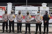 Tinjau Lahan Pembangunan Polres Mitra yang Baru, Kapolda Sulut Juga Ingatkan Personel Laksanakan Tugas dengan Baik