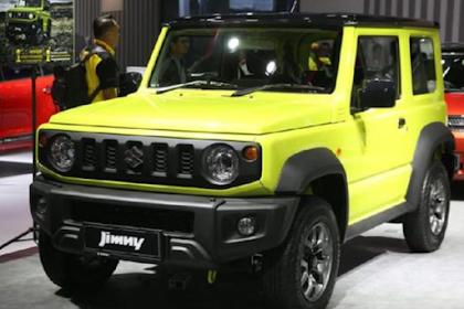 Beli Ertiga Bisa Dapat Jimny, Yuk Ikuti Program Merdeka Dari Suzuki