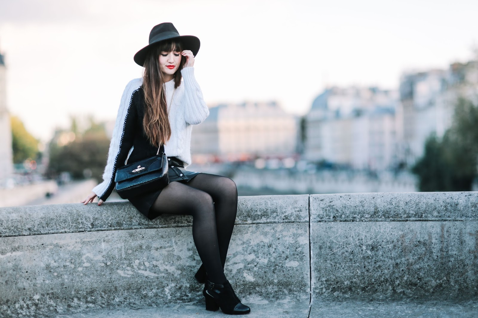 chic Parisian style, street style, look, mode, blogger, fashion, cool, meetmeinparee